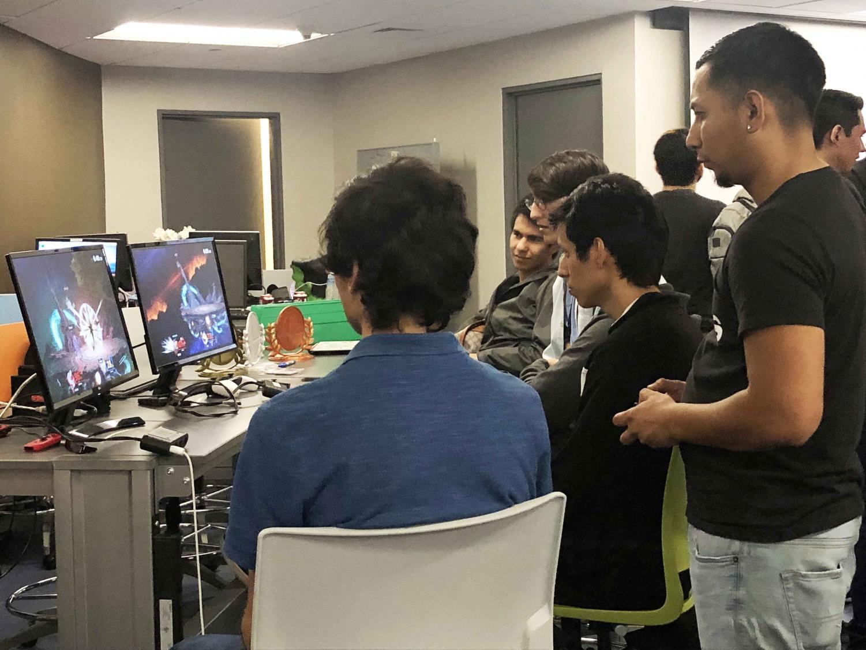 """UTEP's ACM-W WICS hosted a """"Super Smash Bros."""