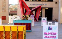 Chalk the Block colors downtown El Paso