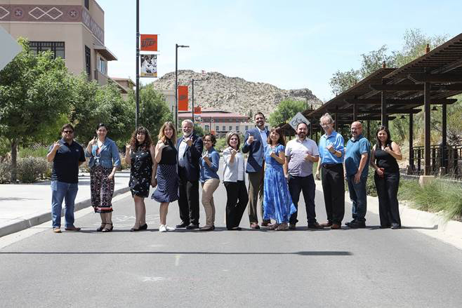 NIH Awards $15.2M Grant to UTEP for Biomedical Training.