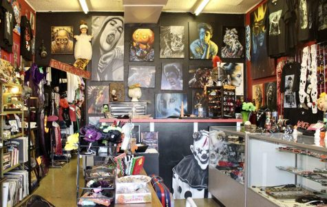 Stores in El Paso to shop for oddities, curiosities and unique clothes