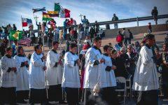 Mass on the Border celebrates US-Mexico unity