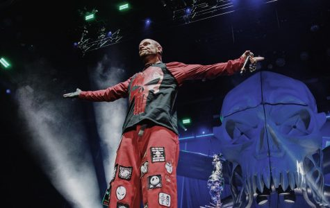 Tommy Vext talks 'Zombie,' addiction at Five Finger Death Punch show