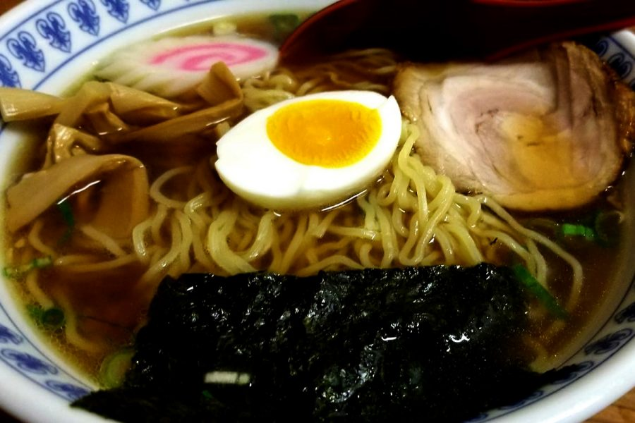 Traditional+Ramen+at+Matsuharu+Japanese+Restaurant.