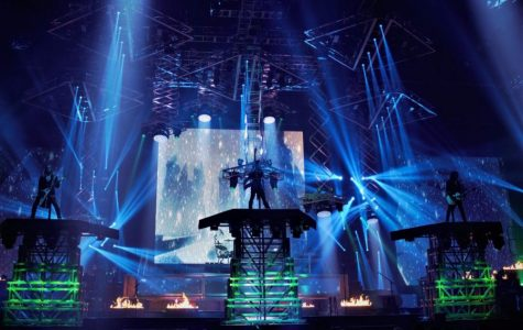 The Trans-Siberian Orchestra comes to El Paso every year.