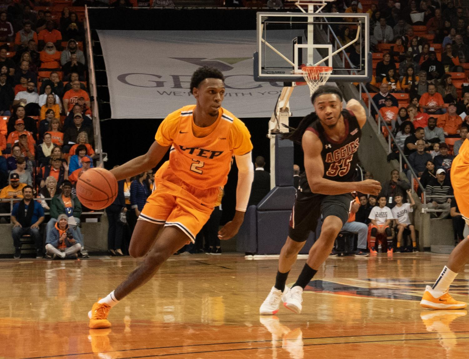 Sophomore guard Jordan Lathon will make his return to the team against Southern Miss.