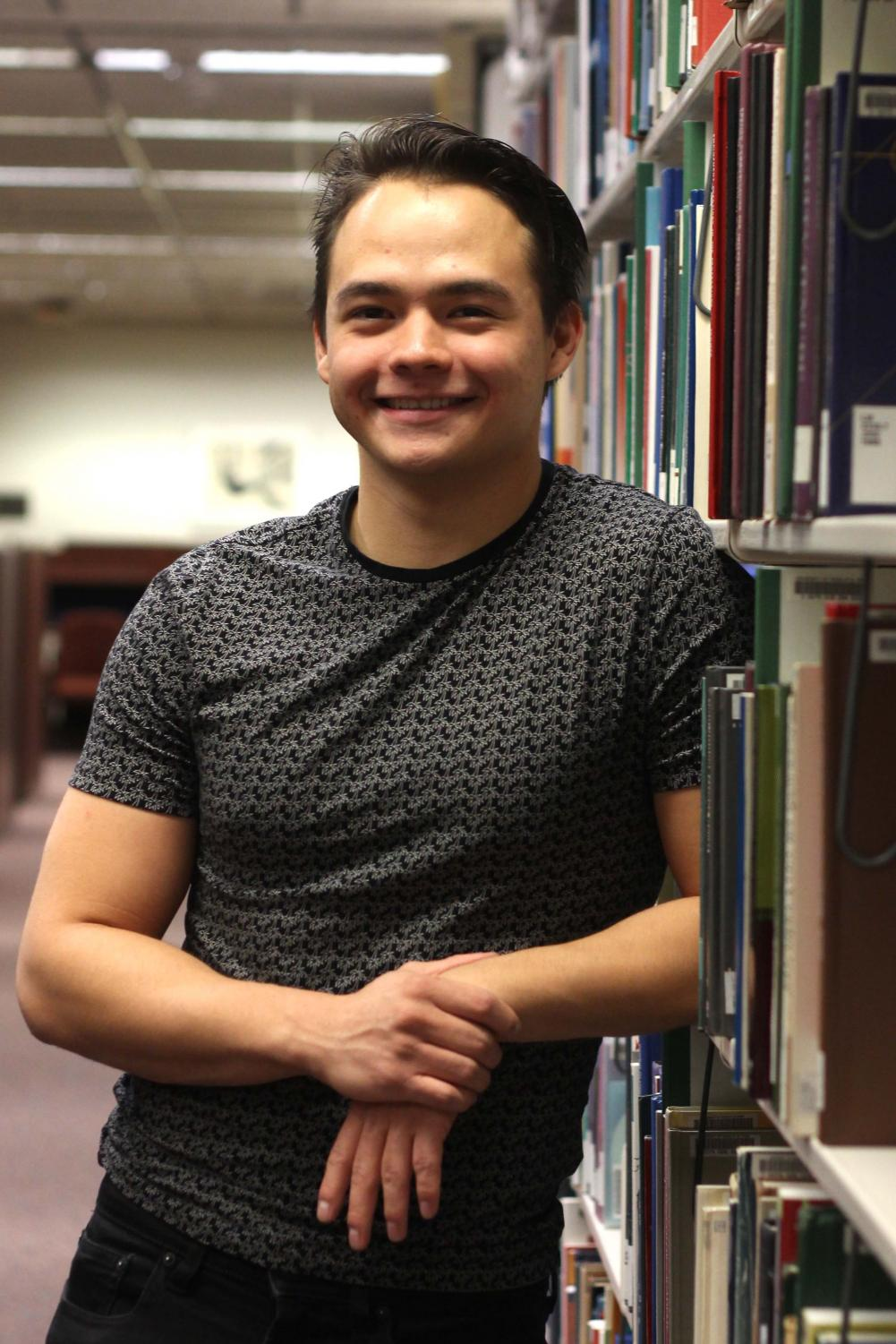 Hao Tien Moy Torres will be graduating this Fall 2019 with a BA on computer science.