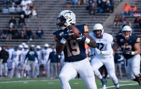 Treyvon Hughes completes a well-rounded career at UTEP