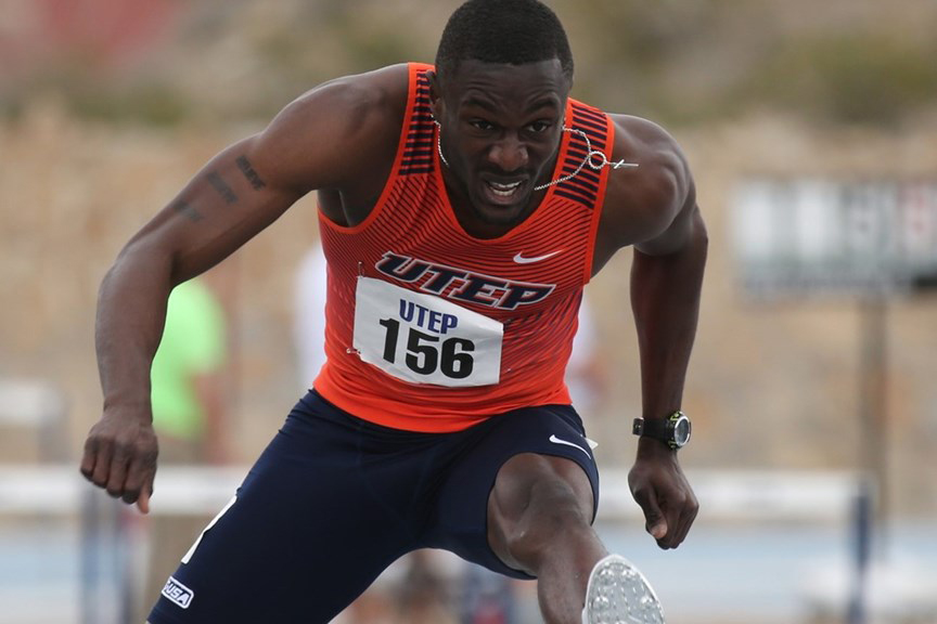 The+UTEP+track+and+field+team+completed+its+first+indoor+event+with+a+successful+Saturday+showing+at+the+Texas+Tech+Corky+Classic+in+the+Sports+Performance+Center.