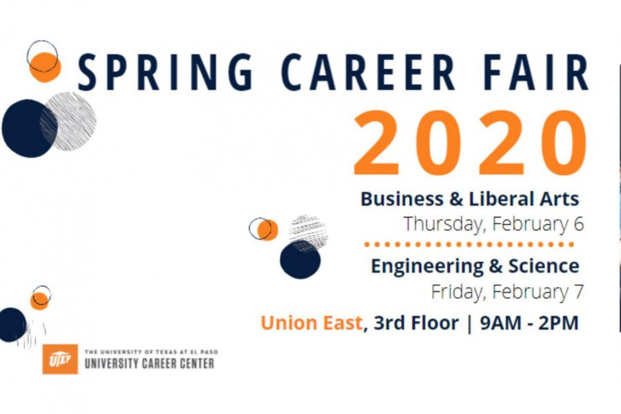 The+University+Career+Center+%28UCC%29+will+host+its+annual+Career+Fair+from+Feb.+6-7+at+the+Union+Building+East.