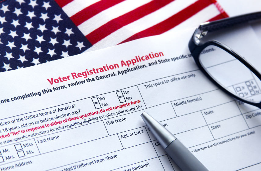 Elidable voters must register before February 3rd in order to participate in the Texas Primary election on March 3rd.