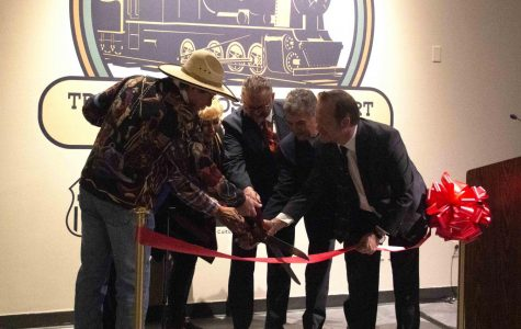 The El Paso Museum of History inaugurated its first exhibit of the year