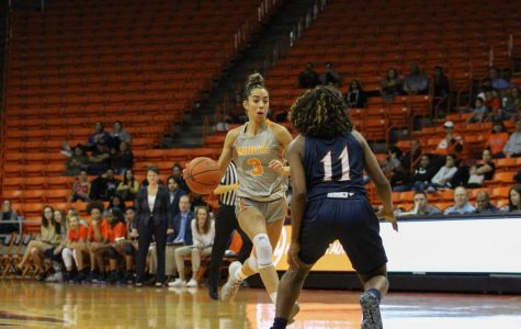 Miners take on first-place Rice in pivotal conference matchup