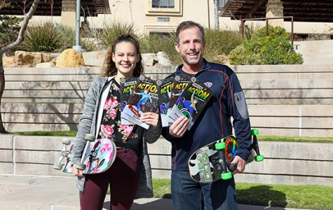 'Dr. Skateboard' teaches physical sciences through comics