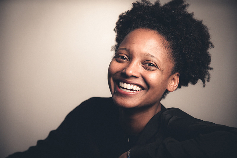 Tracy K. Smith, an accomplished academic whose accolades include a Pulitzer Prize and the title of former U.S. Poet Laureate shared her thoughts about race, inclusion and society's shared responsibility toward a common Jan. 30, 2020, in the Tomás Rivera Conference Center, Union Building East, 3rd floor.