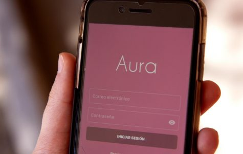 The app Aura for users will be ready to use by the end of January.