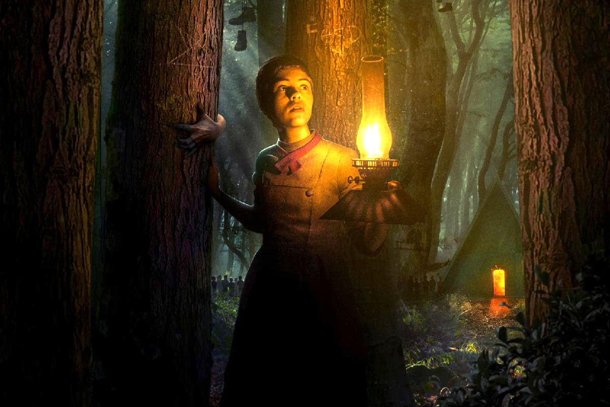 Gretel and Hansel is a 2020 dark fantasy horror film based on the German folklore tale