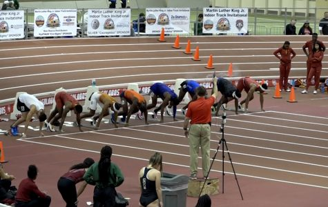UTEP track team performs well, personal records set