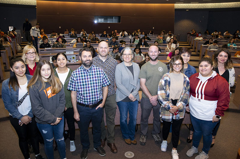 UTEP introduces a new degree program to keep up with the demands of our changing climate
