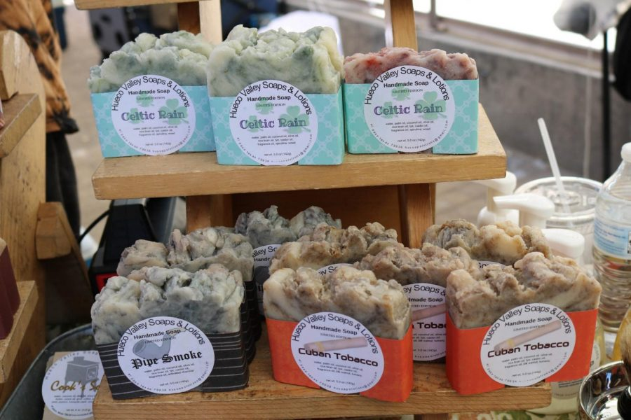 Different+types+of+bar+soaps+that+people+can+buy+from+Hueco+Valley+Soaps+%26+Lotions.+Chemical+free+and+all-natural+essences.++
