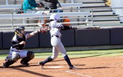 Softball splits UTEP Invitational