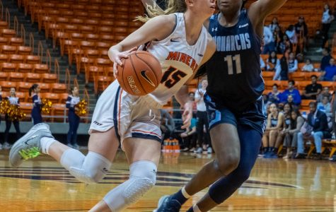 UTEP falls 77-69 in a hard fought matchup versus Old Dominion