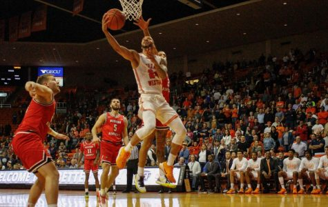 UTEP men's basketball loses fourth straight after 67-63 defeat against Western Kentucky