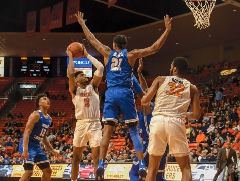 Puc sets career-high to carry UTEP into C-USA tourney