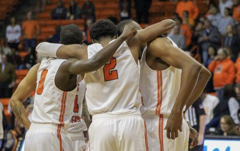 "UTEP dominates on ""Senior Night"" en route to 75-56 win in home finale"
