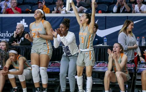 The UTEP women's basketball team defeated Florida Atlantic University 97-65 in the first round of the C-USA tournament in Frisco, Texas.