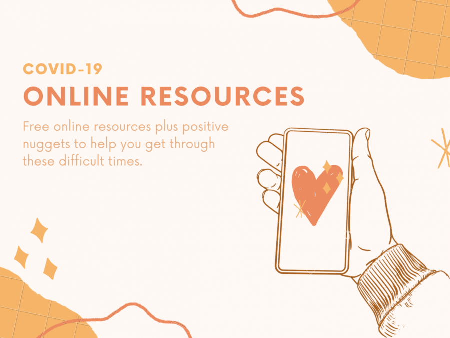 Local and online resources during time of unease