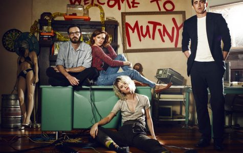 The cast of AMC Network's Halt and Catch Fire