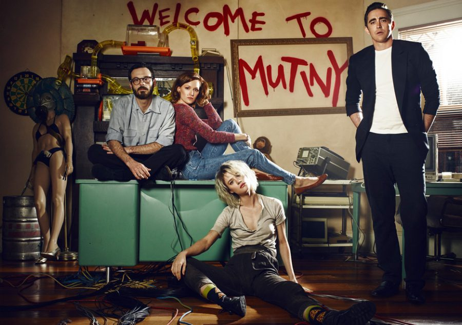 The+cast+of+AMC+Network%27s+Halt+and+Catch+Fire