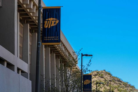 The task force is being led by Stephen Crites, Ph.D., the Dean of UTEP's Graduate School along with 22 other members that consist of professors, university staff and a student.