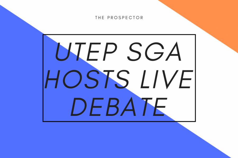UTEP%E2%80%99s+Student+Government+Association+%28SGA%29+hosted+a+Facebook+Live+debate+considering+the+COVID-19+pandemic+for+candidates+vying+for+executive+positions.++
