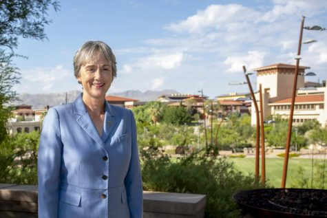 "UTEP President Heather Wilson writes to the graduating class of 2020, reassuring them amidst the ""uncertainty that the pandemic challenge has brought."""