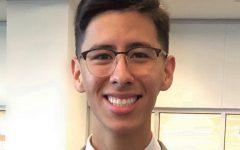 Terry Scholar: Matthew Gardea