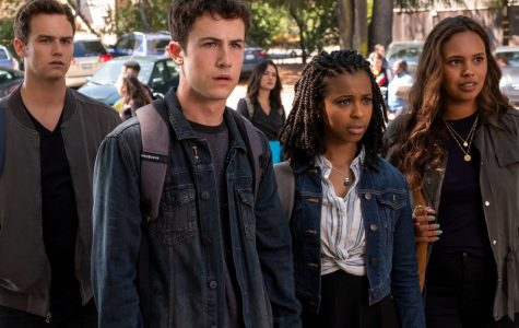 Dylan Minnette stars  in Netflix's '13 Reasons Why', now in its fourth and final season.