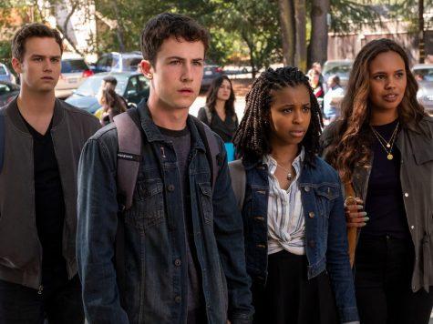 Dylan Minnette stars  in Netflix