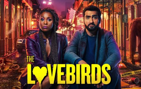 Kumail Nanjiani and Issa Rae star in  'The Lovebirds'