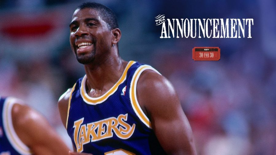 Magic Johnson documentary expected to be released next year
