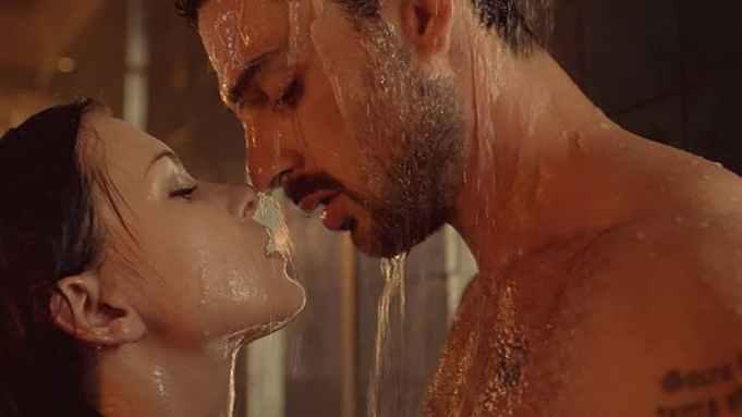 Michelle Marrone and Anna Marie Sieklucka star in  the polish erotic romance drama