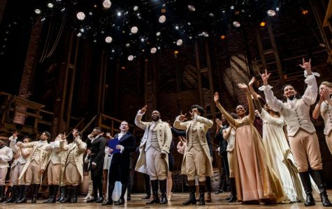 History has its eyes on us: The importance and relevance of 'Hamilton' today