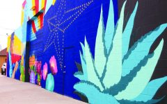 El Paso artist unveils mural paying homage to local activist