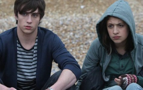 Angus, Thongs and Perfect Snogging is a 2008 teen romantic comedy film co-written and directed by Gurinder Chadha, based on the young adult novels Angus, Thongs and Full-Frontal Snogging (1999) and It's OK, I'm Wearing Really Big Knickers (2000) by Louise Rennison. Photo courtesy of Tunefind.