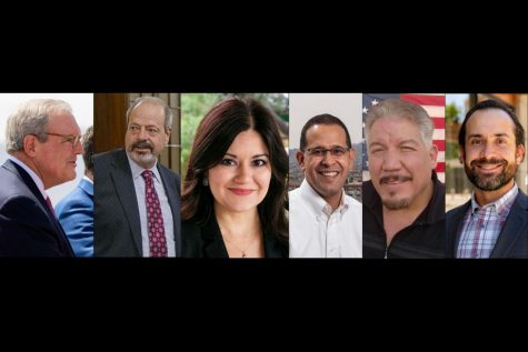 Candidates for mayor of El Paso talk plans