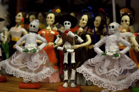 The Day of the Dead is a Mexican holiday celebrated in Mexico and elsewhere associated with the Catholic celebrations of All Saints