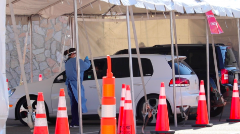 UTEP's drive thru COVID-19 testing site is helping the city detect cases
