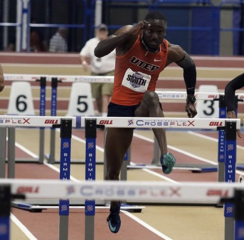 The last time the men and women track team competed was at the C-USA indoor track and  field championships in Birmingham, Alabama, on Feb. 22- 23, 2020.