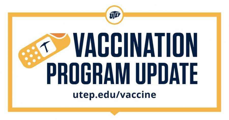 UTEP reschedules COVID-19 vaccinations following shipping conflicts
