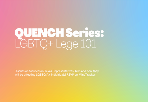 UTEP Quench Series discusses LGBTQIA+ Texas legislation